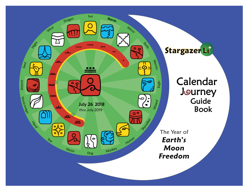 Follow The Calendar Stargazer Li